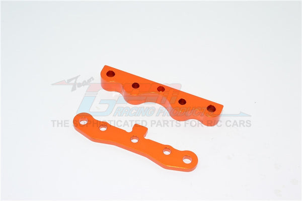HPI Trophy 3.5, 4.6 Aluminum Front Arm Bulk - 2Pcs Orange