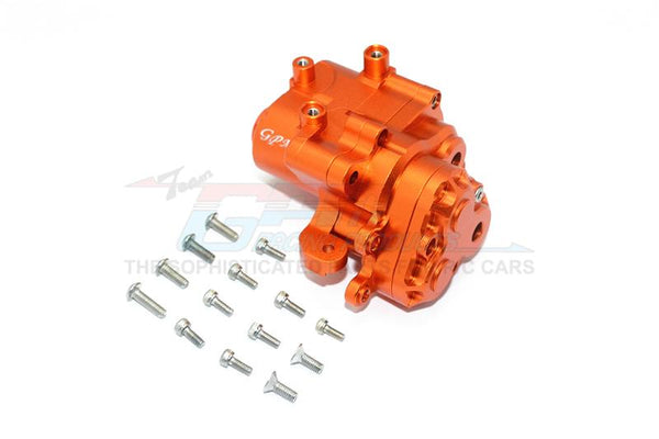 Traxxas TRX-4 Trail Defender Crawler Aluminum Center Gearbox - 1 Set Orange
