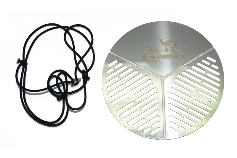 R/C Scale Accessories : Stainless Steel Spare Tire Cover For TRX-4 Trail Defender Crawler - 1 Set