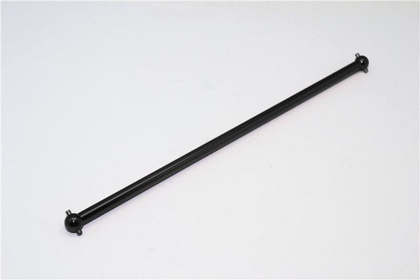 Tamiya TT-01 / TT-01D / DF-02 Aluminum Main Shaft - 1Pc Black