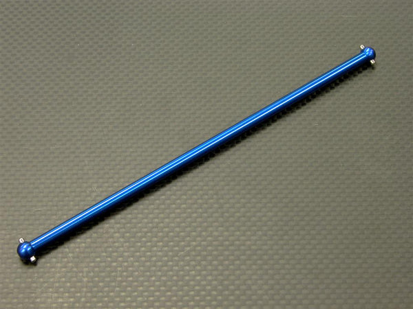Tamiya TT-01 & TT-01D Aluminum Main Shaft - 1Pc Blue
