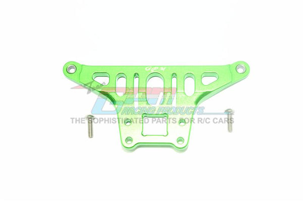 Traxxas Unlimited Desert Racer 4X4 (#85076-4) Aluminum Thickened Front Upper Arm Stabilizer - 1Pc Set Green