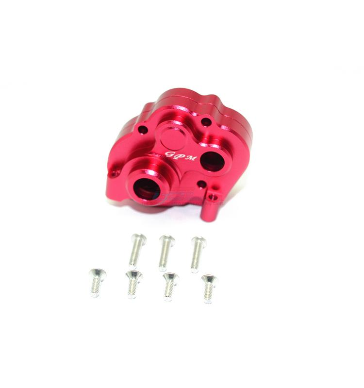 HPI Venture Toyota FJ Cruiser Aluminum Center Gearbox - 1 Set Orange