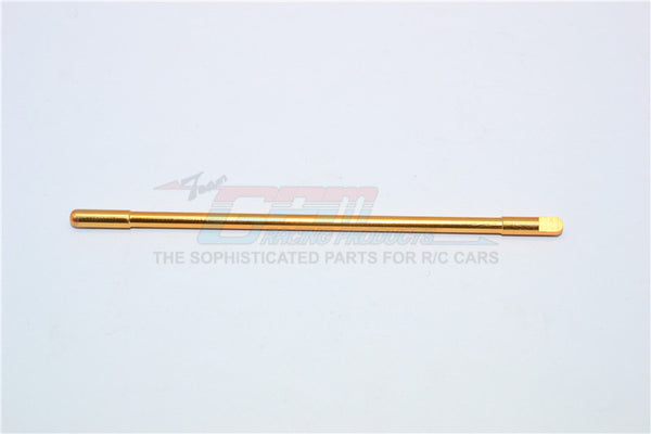XMods Generation 1 Aluminum Center Shaft - 1Pc Gold