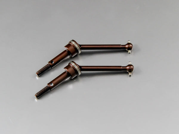 Tamiya XV-01 Spring Steel Rear CVD Swing Shaft - 1 Pr