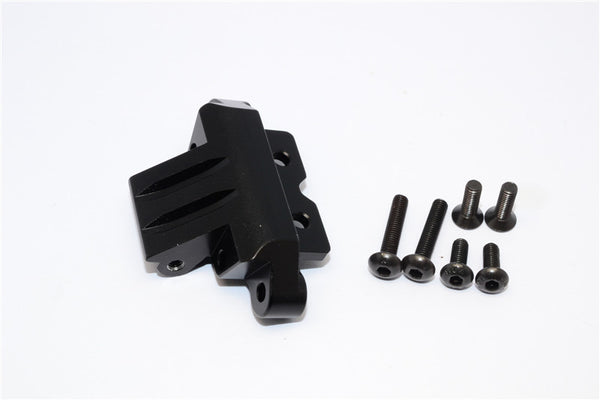 Axial Yeti Aluminum Front Arm Bulk - 1 Pc Set Black