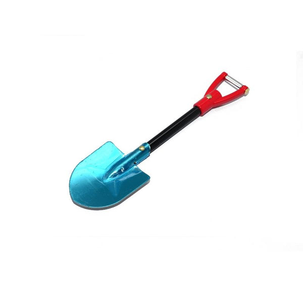 R/C Scale Accessories : Simulation Metal Shovel For 1:10 Crawlers - 1Pc