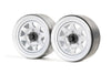 "R/C Scale Accessories : Aluminum Wheel 1.9"" For 1:10 Crawlers (Design A) - 24Pc Set"