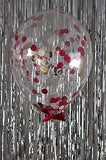 "Wedding Proposal Confetti Balloons - a 3 Pack of ""Will You Marry Me?"" Balloons - This Little Party"