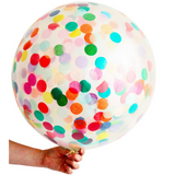 Giant Confetti Balloons (90cm) - This Little Party