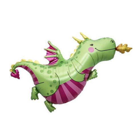Dragon Fairy Tale Party Balloon - This Little Party