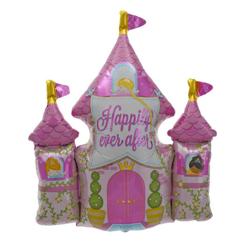 Princess Castle Giant Foil Balloon - This Little Party