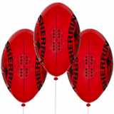 AFL Sherrin Football Balloons - This Little Party