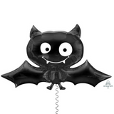 Halloween Balloon Vampire Bat - This Little Party