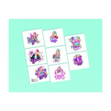Temporary Tattoos JoJo Siwa Party Favours 8pk - This Little Party