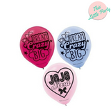 Jojo Siwa Balloons 6pk - This Little Party
