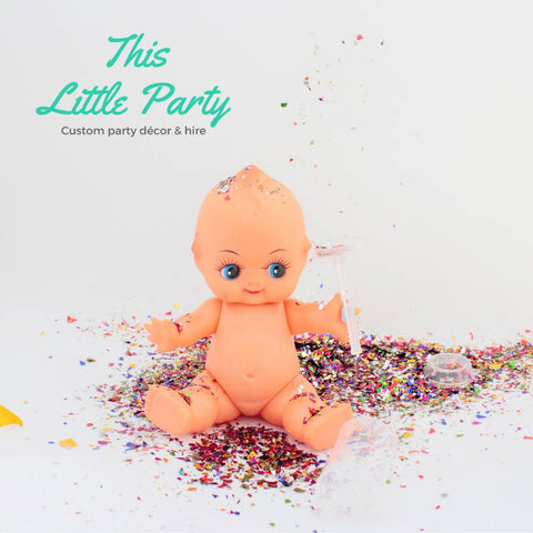 Confetti Party Poppers! - This Little Party
