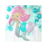 Mermaid Giant Foil Balloon - This Little Party