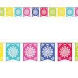 Mexican Fiesta Bunting Flag Banner - This Little Party