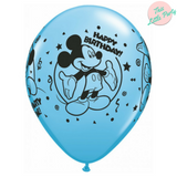 Mickey Mouse Party Balloons - This Little Party