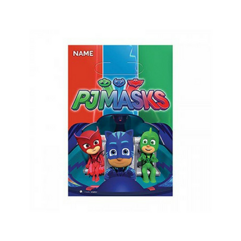 PJ Masks Loot Lolly Bags 8pk - This Little Party