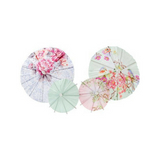 Paper Drink Cocktail Umbrellas 24pk - This Little Party