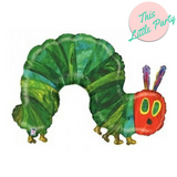 Very hungry Caterpillar Giant Foil Balloon - This Little Party