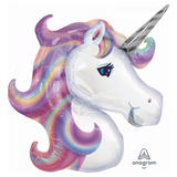 Unicorn Pastel Party Balloon - This Little Party