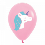 Pink Unicorn Balloons - This Little Party