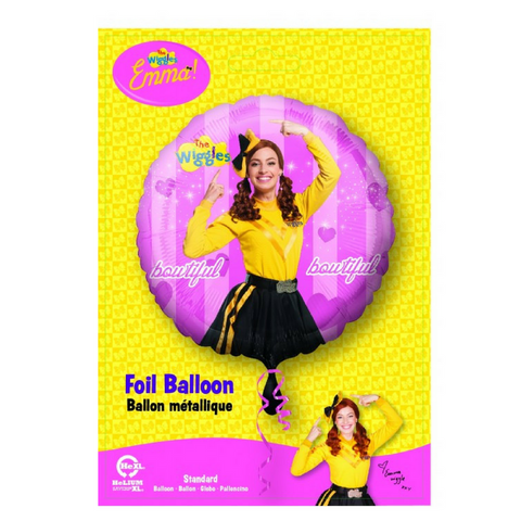 Wiggles Emma Foil Party Balloon - This Little Party
