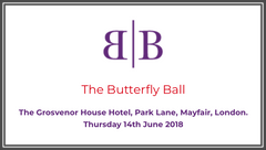 Caudwell Children Butterfly Ball