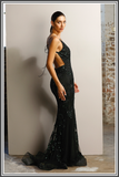 Jadore Black Gowns