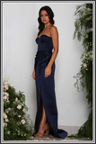 Elle Zeitoune Anya Dress Blue