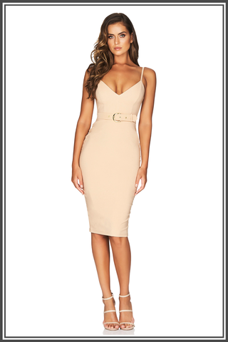 Nookie Blake Midi Dress