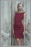 Aloura London Chelsea Dress - Red