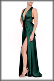 Emerald Gracie Maxi Dresses by Nadine Merabi