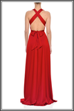 Red Nadine Merabi Maxi Dresses