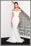 Jadore Crystal Gown