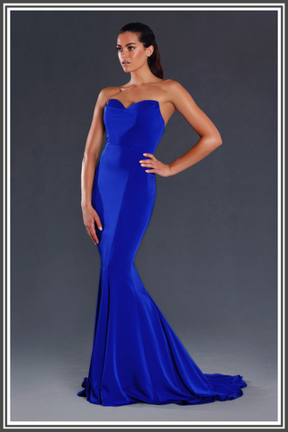 Jadore Ellie Dress Blue