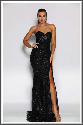 Julie Gown - Black