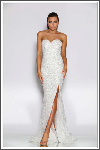 Jadore White Dresses