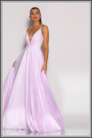 Roberta Gown - Lilac
