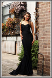 Sadie Gown - Black