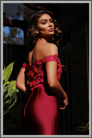 Sherri Gown - Ruby