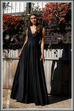 Cassie Gown Black