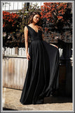 Cassie Black Prom Dress