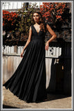 Cassie Gown - Black