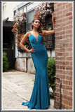 Jadore Tia Dress in Teal