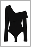 Body Suit - Black