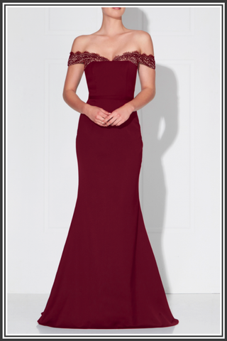 Selena Gown - Berry